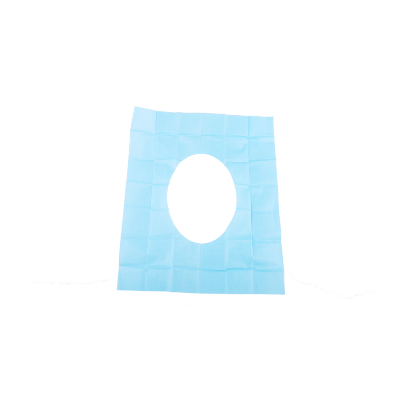 Disposable non-woven toilet seat travel hotel portable cushion paper waterproof non-woven cloth dirty wholesale