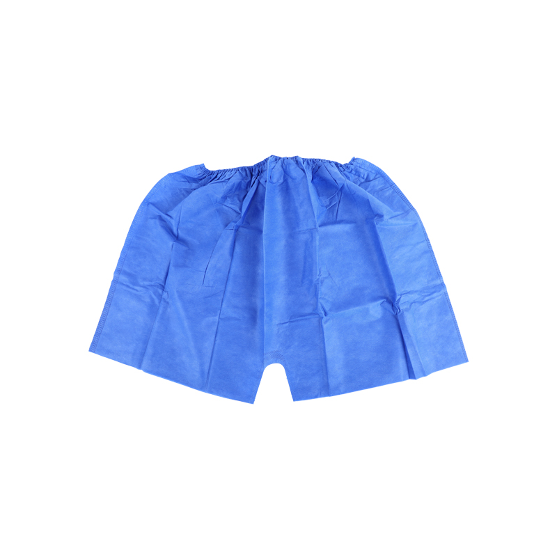 Disposable shorts men and women's boxer briefs beauty salon sauna massage special non-woven square pants wholesale