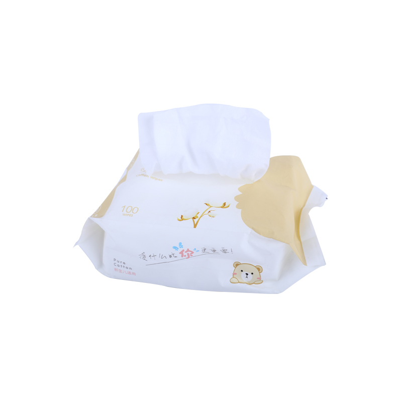 Dry and wet baby cotton towel soft skin wholesale